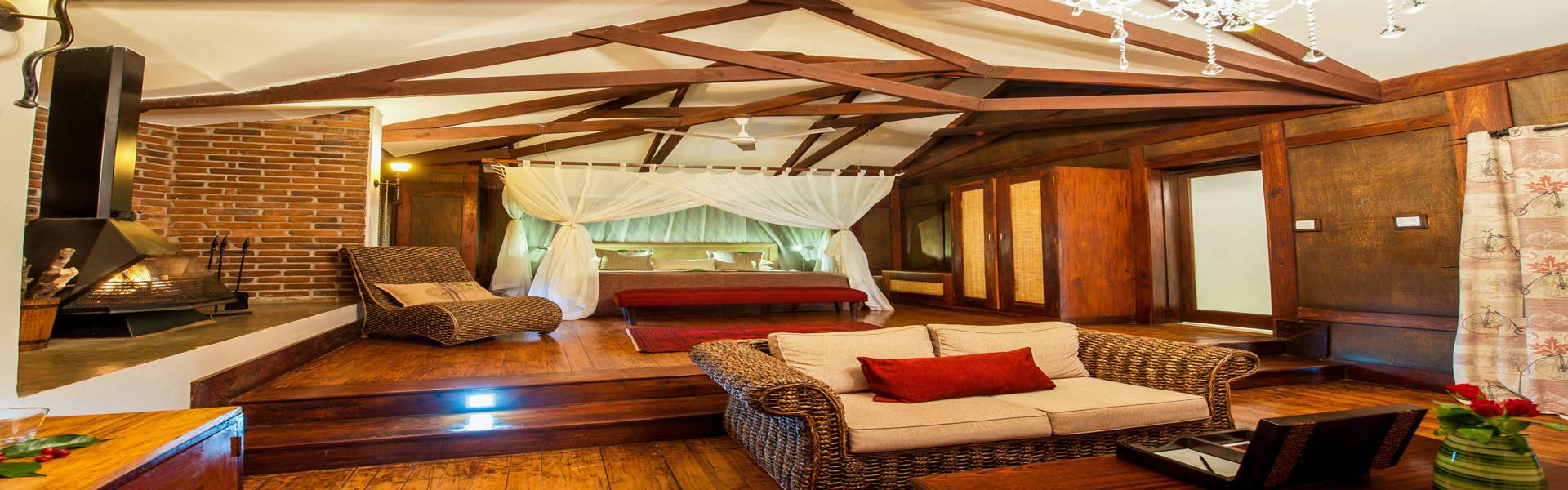 Arusha Coffee Lodge - Plantation Room